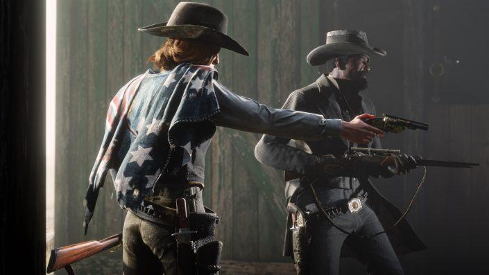 Red Dead Online: Diese Woche mit Händler-Belohnungen, doppelten XP und etlichen Rabatten