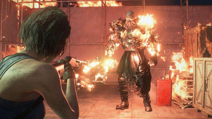 Resident Evil 3: Content-Roadmap für Resistance veröffentlicht
