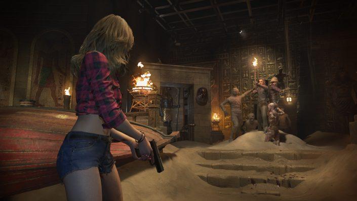 Resident Evil Resistance: Kein Interesse an einer eSports-Ausrichtung – Kostenpflichtige Mikrotransaktionen bestätigt