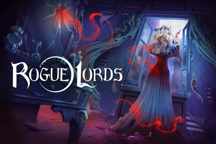 Rogue Lords: Story-Trailer zum teuflischen Roguelike enthüllt