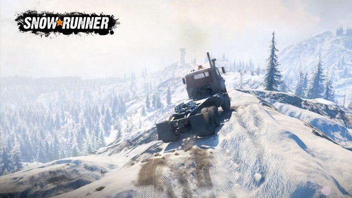 SnowRunner: Umfangreiches Rift-Update steht bereit – Die Neuerungen im Detail