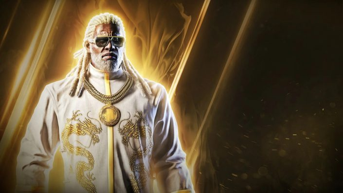 Tekken 7: Patch 3.21 verweist Leroy Smith in die Schranken