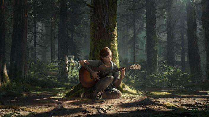 The Last of Us Part 2: Neuer Clip zeigt Ellie beim Anpassen ihrer Waffen