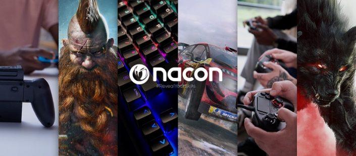 Nacon Connect: Online-Event mit Termin angekündigt