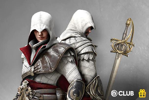 Assassin's Creed Odyssey: Update 1.53 bringt Inhalte für Ezio-Fans