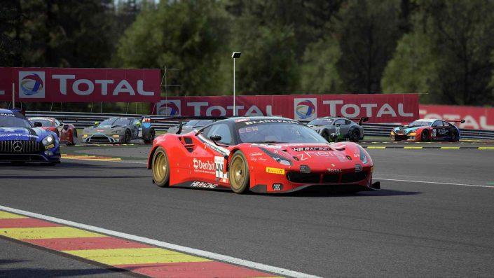 Assetto Corsa Competizione: Spielmodi im Trailer präsentiert