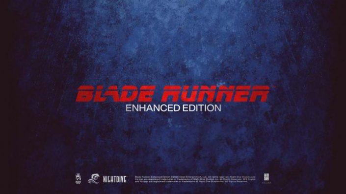 Blade Runner Enhanced Edition: Code sorgt für Probleme – Release verschiebt sich