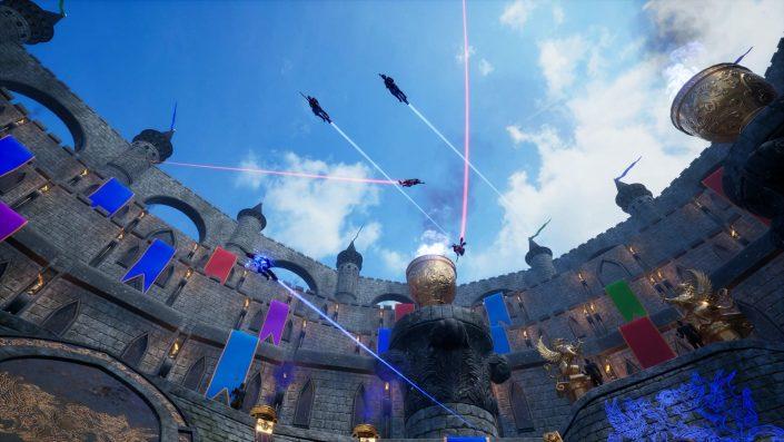 Broomstick League: Der Mix aus Harry Potter und Rocket League kommt auch auf die PS4 und die Xbox One