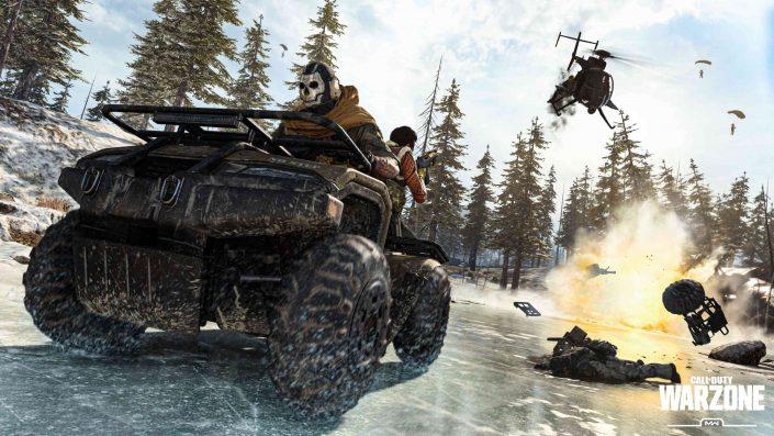 Call of Duty Warzone: Keine PS Plus-Pflicht, aber Abonnenten erhalten einen Gratis-Bonus