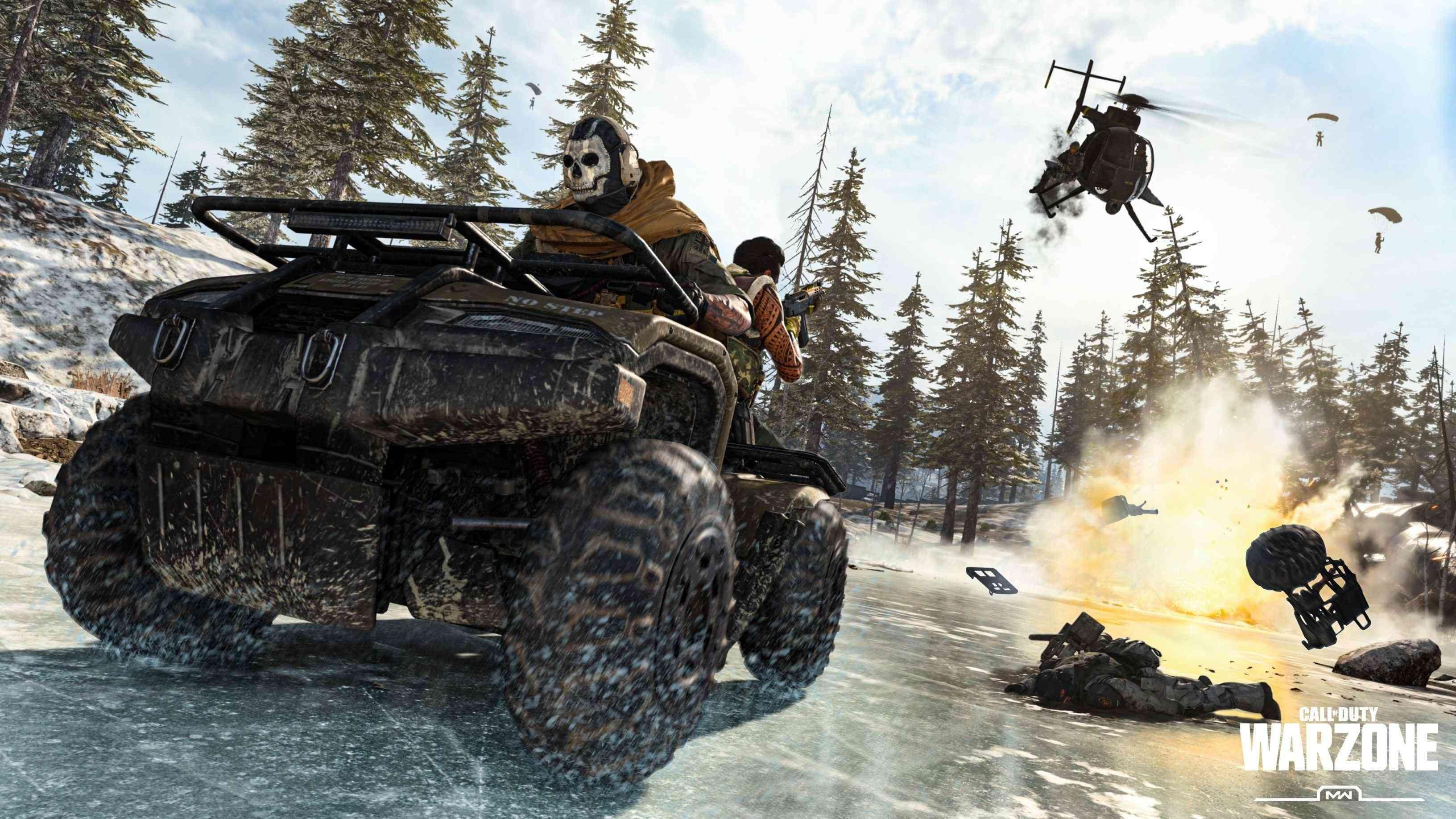 Call of Duty Warzone – Bild 1