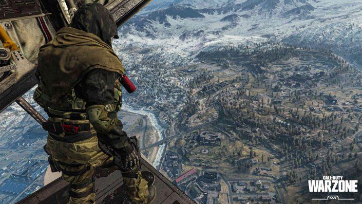 Call of Duty Warzone: Map-Leak im Umlauf – Activision reagiert sofort