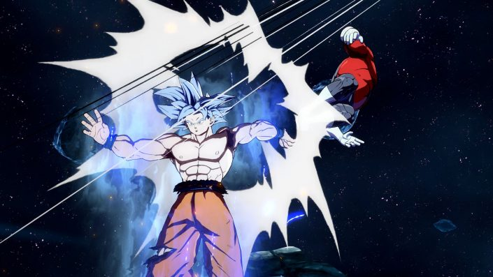 Dragon Ball FighterZ: Trailer und Termin zu Ultra Instinct Goku