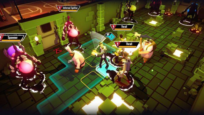 Dread Nautical: Das Horror-Taktik-RPG jetzt auch auf PS4, Xbox One und Switch – Launch-Trailer