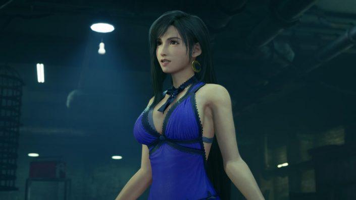 Final Fantasy VII Remake: Kapitel mit Tifa wurde vor dem Release entfernt