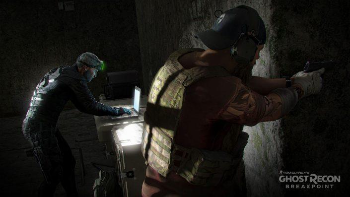Ghost Recon Breakpoint: Update 2.1.0 bringt KI-Teammitglieder und mehr mit sich – Termin & Trailer