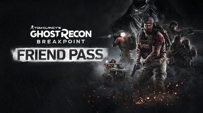 Ghost Recon Breakpoint: Freunde-Pass für Gratis-Koop-Sessions verfügbar