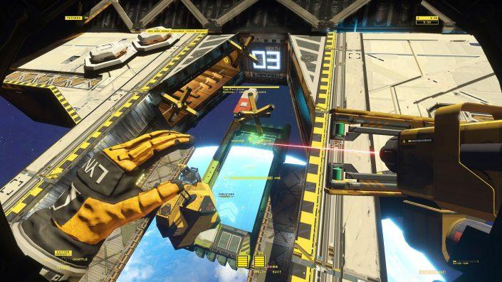 Hardspace Shipbreaker: Gameplay-Overview-Trailer und Big Bang Trailer veröffentlicht