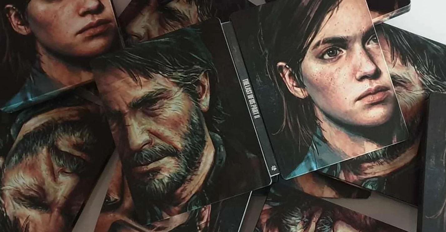 Last of Us Part 2 Steelbook – Bild 2