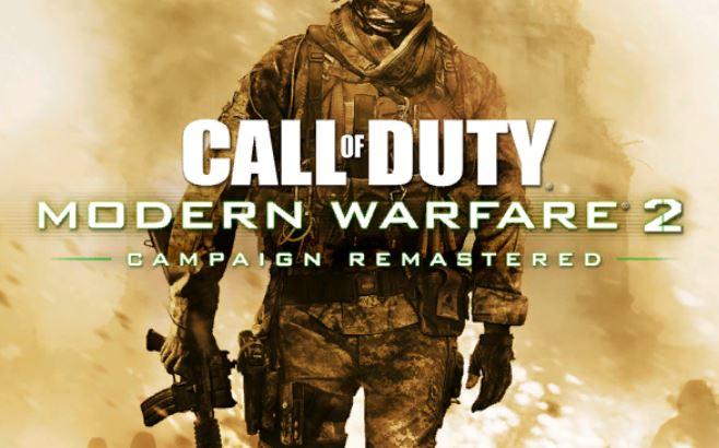 Modern Warfare 2 Remastered: Artwork und Beschreibung geleakt