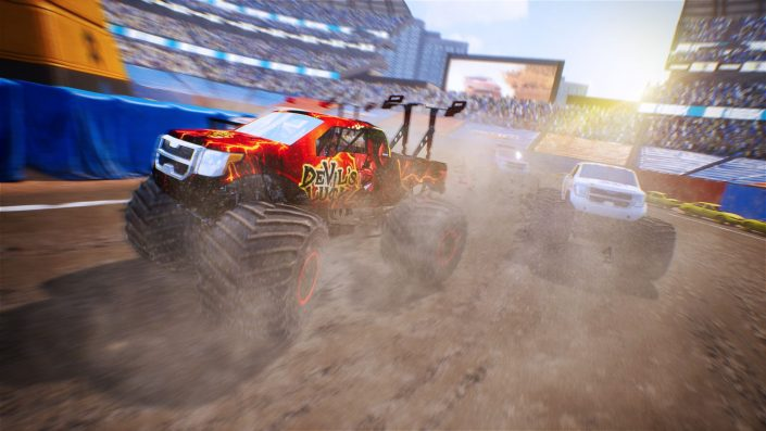Monster Truck Championship: Der Trailer zum morgigen Launch des Rennspiels