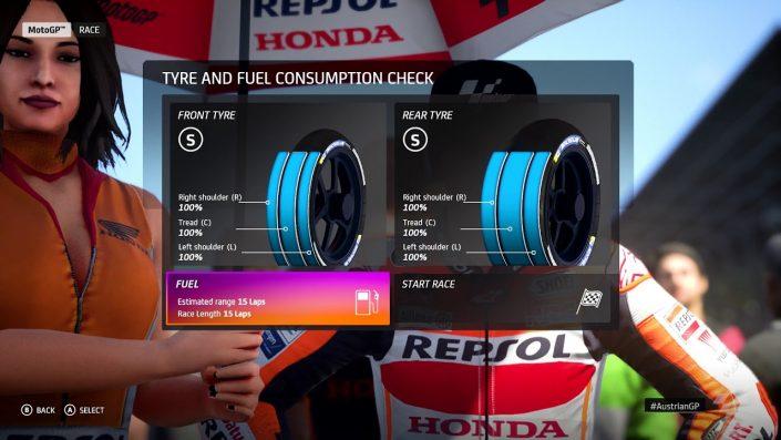 MotoGP 20: Neues Reifen-System und Treibstoff-Management im Trailer präsentiert