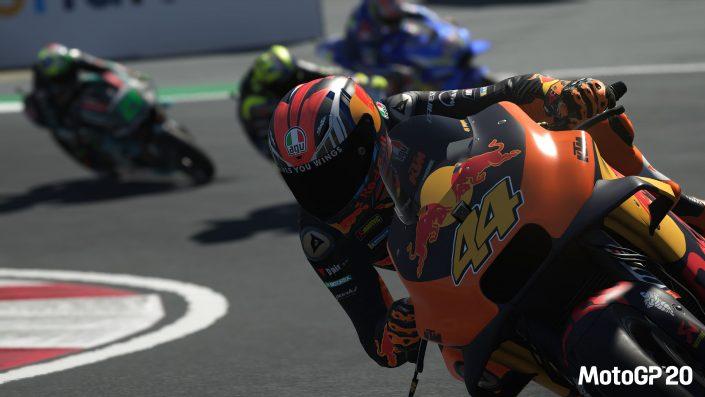 MotoGP 20: Test-Wertungen und Launch-Trailer veröffentlicht