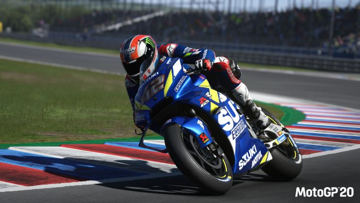 MotoGP 20: Manager-Karriere-Modus im neuen Video präsentiert