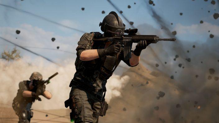 PUBG: Battle-Royal-Shooter soll noch 20 Jahre bestehen