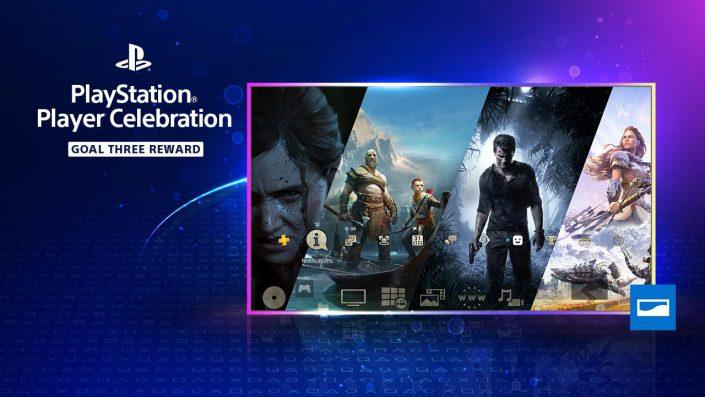 PlayStation Spielerfest: PS4-Gratis-Theme freigeschaltet – So bekommt ihr es