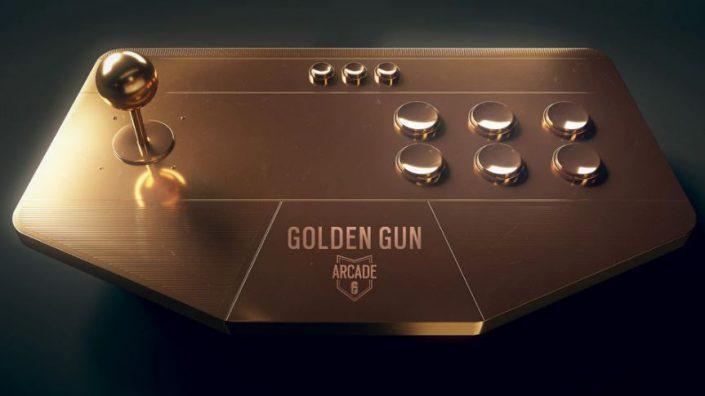 Rainbow Six Siege: Golden Gun als Arcade-Modus spielbar und D-50-Waffen-Design verfügbar