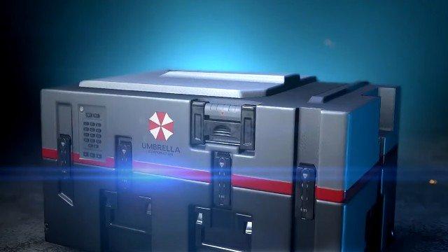Resident-Evil-Resistance Lootbox