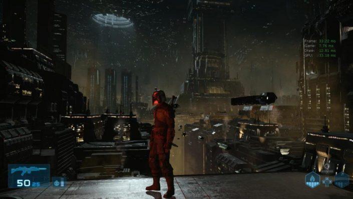 Star War 1313: Screenshot aus dem eingestellten Titel aufgetaucht
