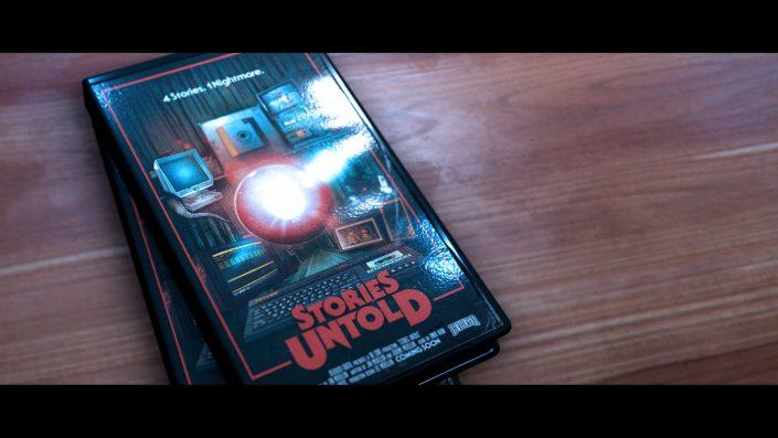 Stories Untold: Das narrative Adventure erscheint auch für die PS4 – Trailer & Termin