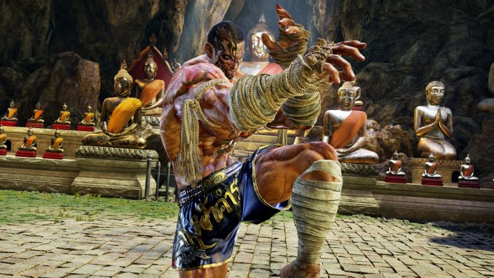 Tekken 7: Kunimitsu als neuer DLC-Charakter und Herbst-Update bestätigt – Neuer Trailer