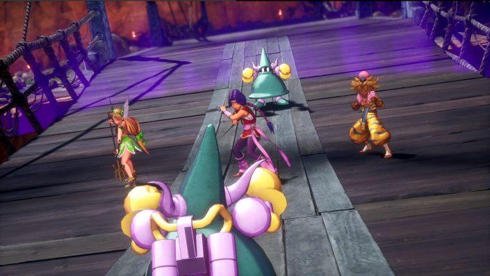 Trials of Mana: New Game+ und neue Klassen-Stufe 4
