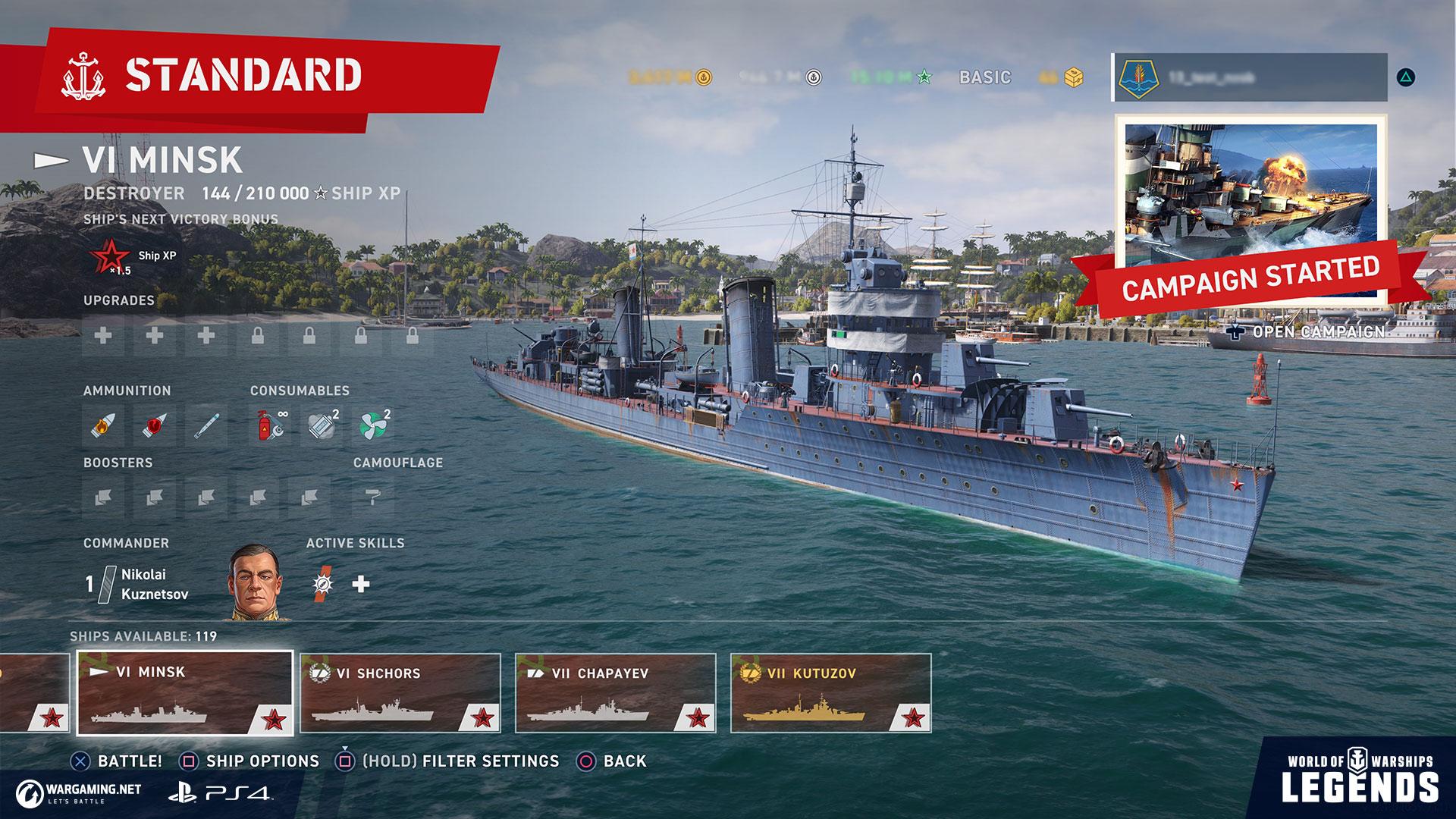 World of Warships Legends (2)