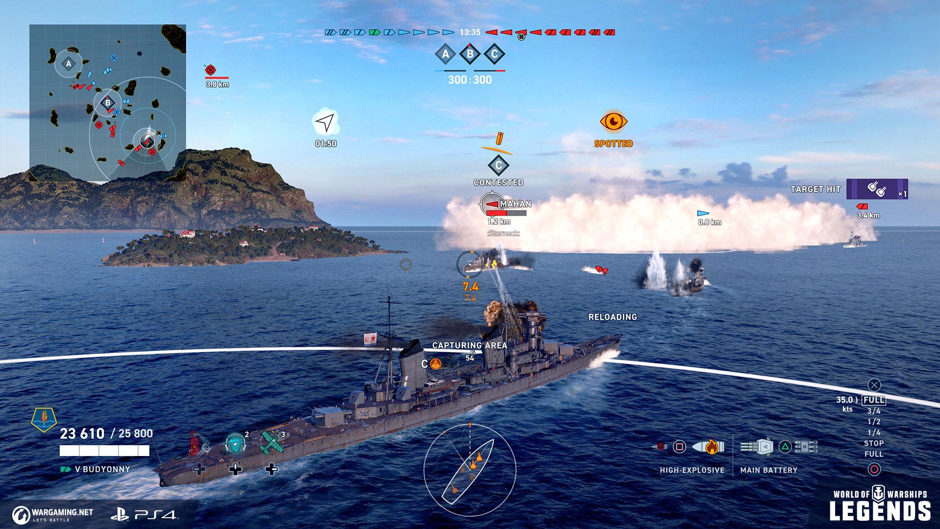 World of Warships Legends (25)