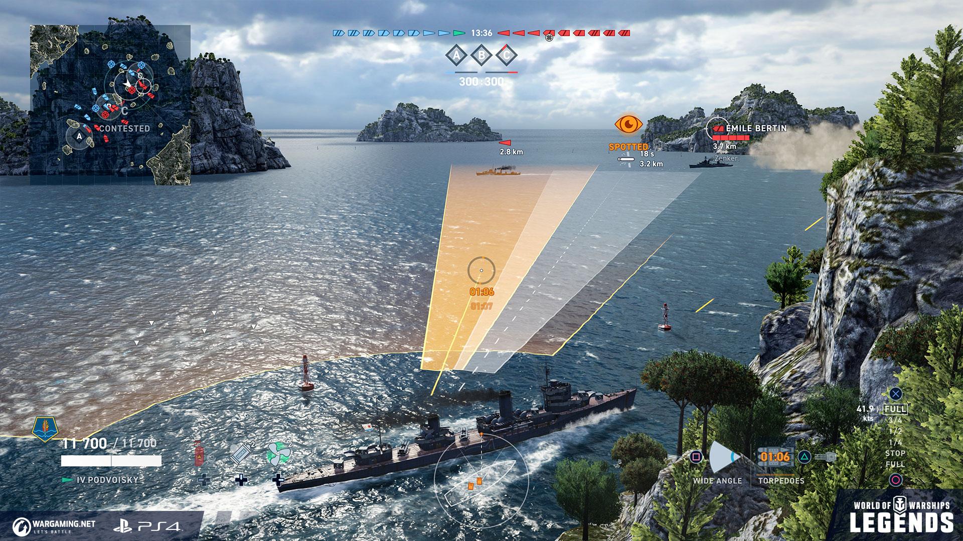 World of Warships Legends (30)