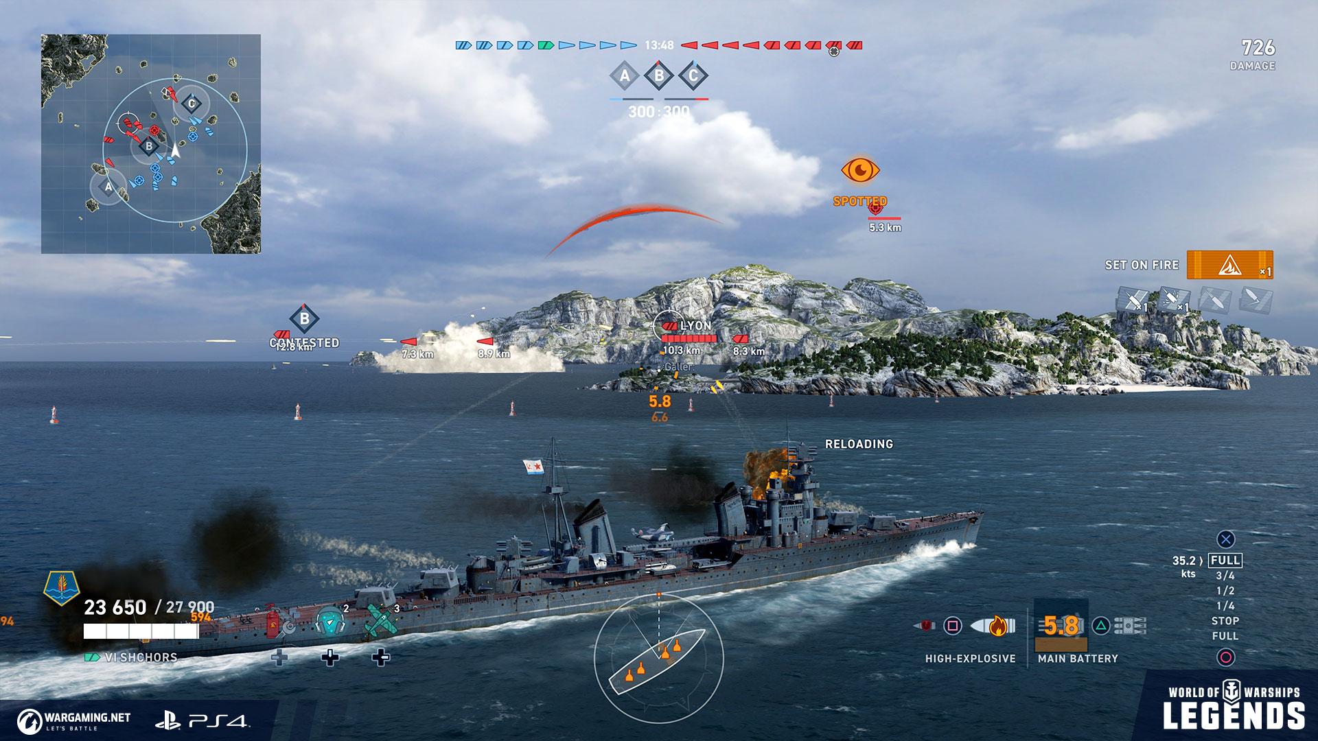 World of Warships Legends (31)