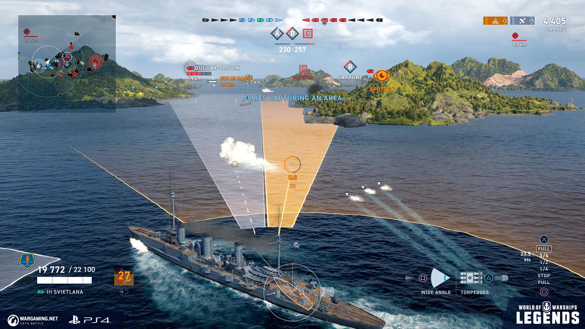 World of Warships Legends (33)