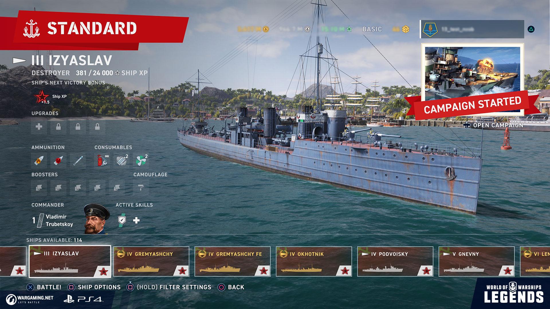 World of Warships Legends (8)