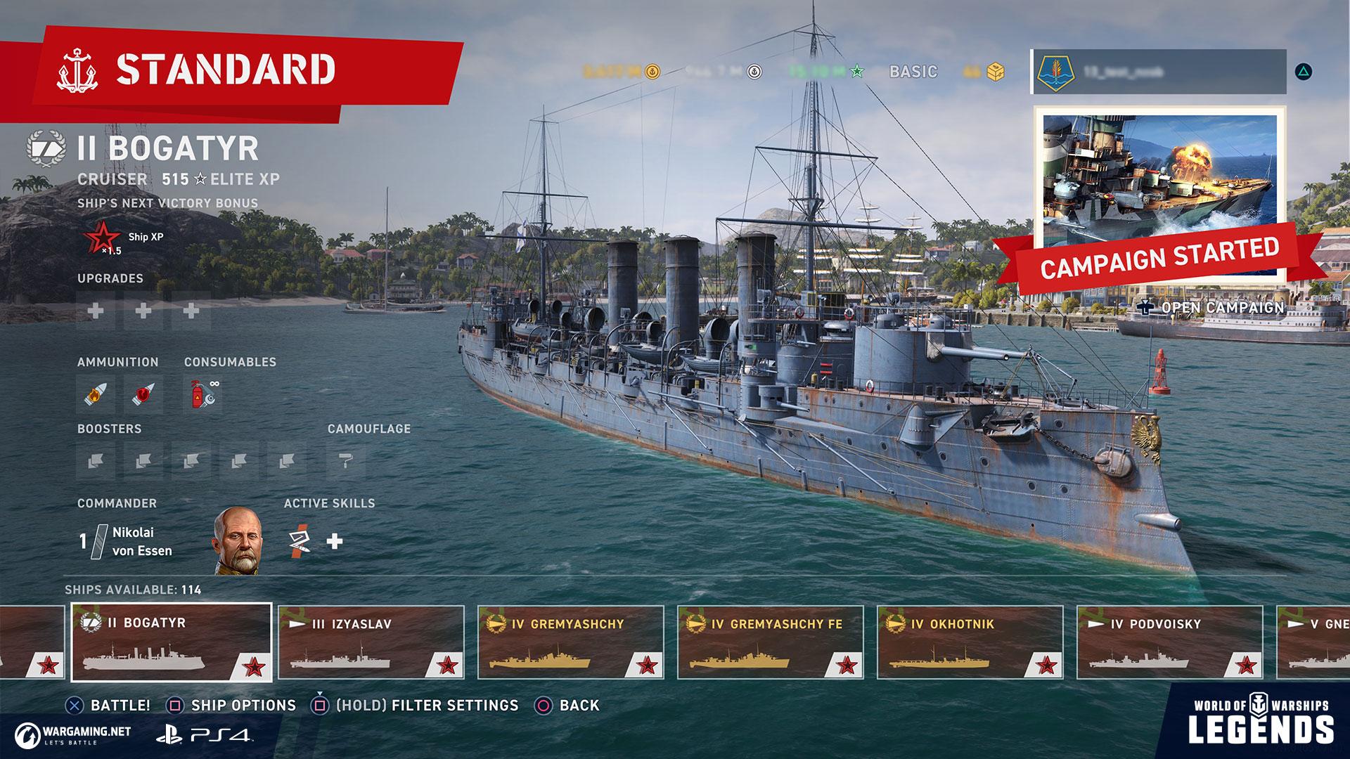 World of Warships Legends (9)
