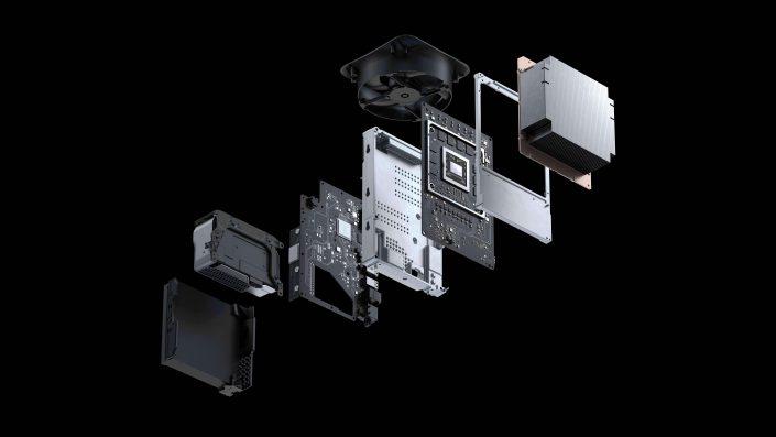 Xbox Series X: Video und Details zur Velocity-Architektur