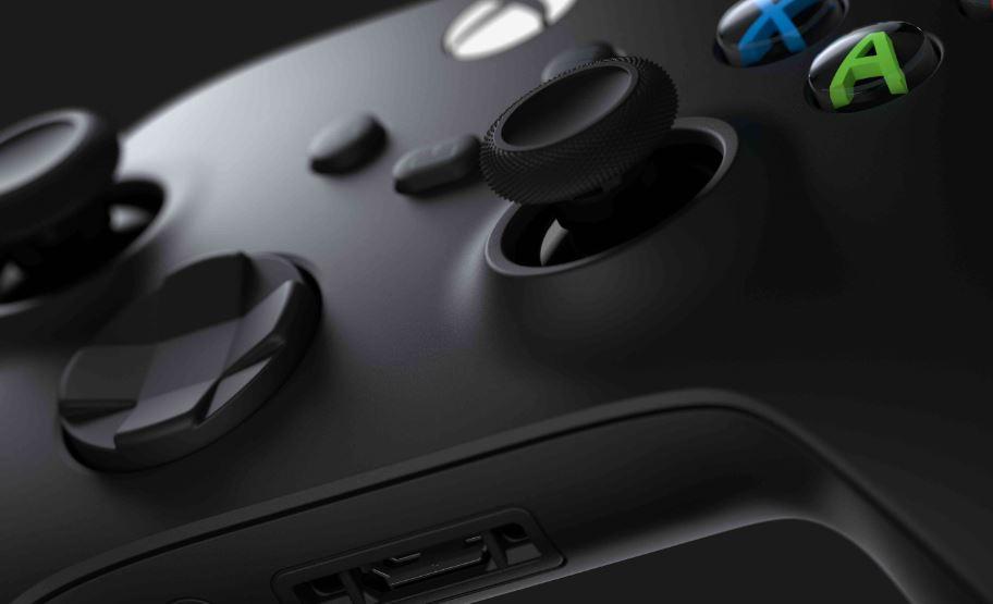 Xbox Series X Controller Teaser