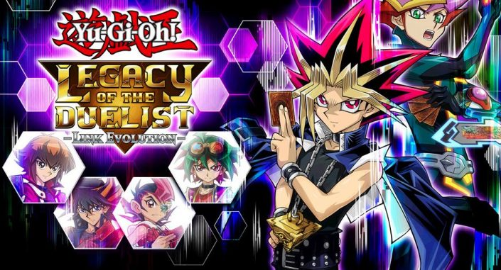 Yu-Gi-Oh! Legacy of the Duelist Link Evolution: Termin und Trailer für PS4, Xbox One und PC enthüllt
