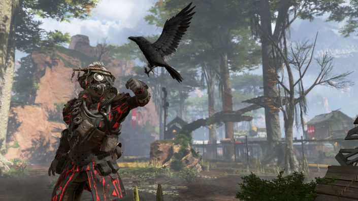 "Apex Legends: Launch- und Gameplay-Trailer zur neuen Season ""Chaos"" zeigen Fuse in Aktion"