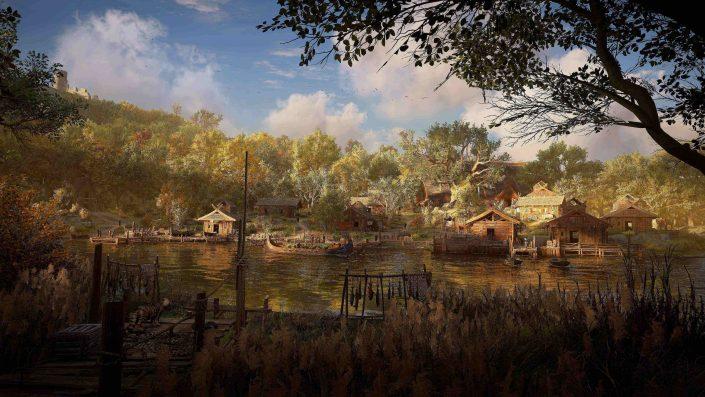 Assassin's Creed Valhalla: Eure Neugier bei der Erkundung der Spielwelt soll belohnt werden