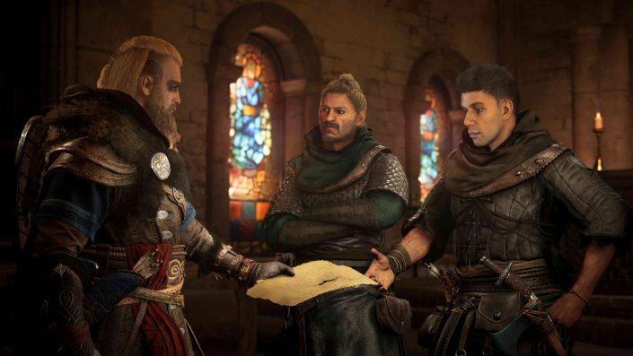 Assassin's Creed Valhalla: Rabe, Siedlung und Erkundung der Welt – Weitere Details