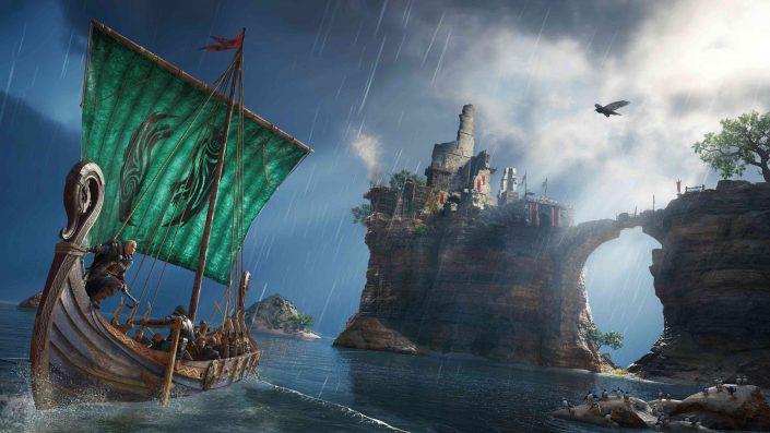 Assassin's Creed Valhalla: Offizieller Termin, Gameplay-Trailer und über 30 Minuten Gameplay enthüllt