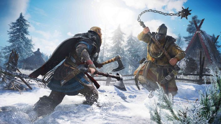 PS5: Boxarts zu Assassin's Creed Valhalla, Watch Dogs Legion und Far Cry 6